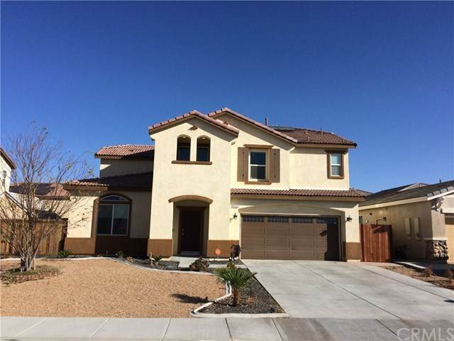 2522 Werner Street, Rosamond, CA 93560 (#MB20246556) :: Steele Canyon Realty