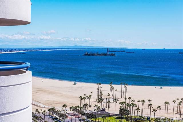 525 E Seaside Way #2105, Long Beach, CA 90802 (#PW20250950) :: Rogers Realty Group/Berkshire Hathaway HomeServices California Properties