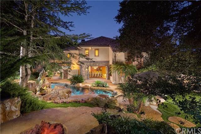 30822 Via Vista, Coto De Caza, CA 92679 (#OC20251073) :: Berkshire Hathaway HomeServices California Properties
