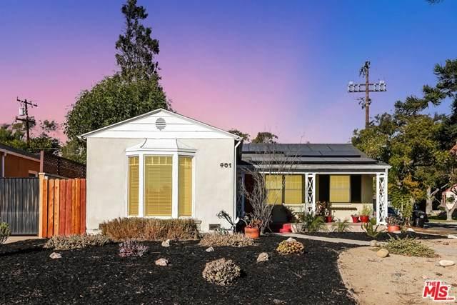 401 W Hillsdale Street, Inglewood, CA 90302 (#20666748) :: Bathurst Coastal Properties