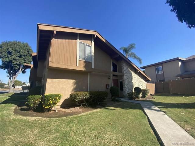 32 Orange Avenue #1, Chula Vista, CA 91911 (#200053160) :: Steele Canyon Realty