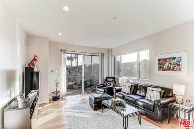 6001 Carlton Way #301, Los Angeles (City), CA 90028 (#20666372) :: Team Tami