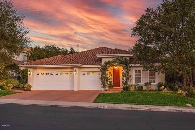 1768 Sandcroft Street, Lake Sherwood, CA 91361 (#220011198) :: Apple Financial Network, Inc.