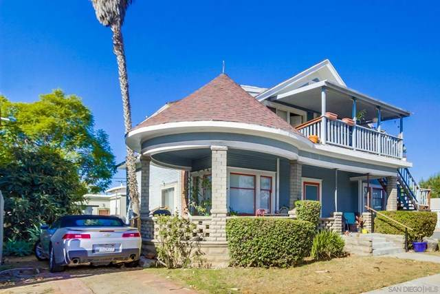 2046 30th St, San Diego, CA 92104 (#200053179) :: Steele Canyon Realty