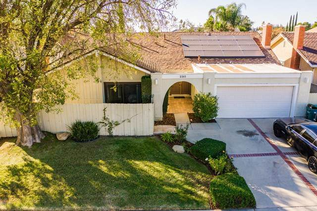 2261 Penlan Avenue, Simi Valley, CA 93063 (#220011201) :: The Laffins Real Estate Team