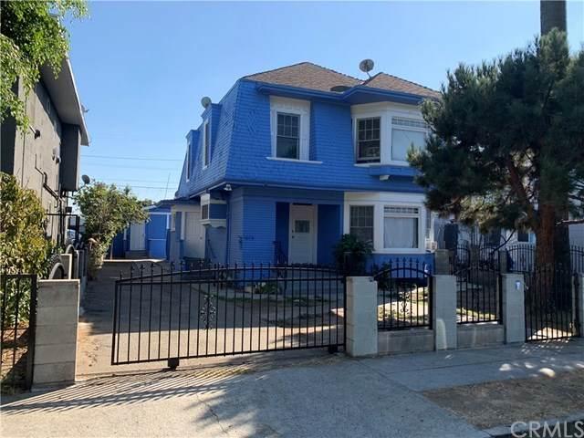 1620 S Bonnie Brae Street, Los Angeles (City), CA 90006 (#CV20249885) :: Rogers Realty Group/Berkshire Hathaway HomeServices California Properties