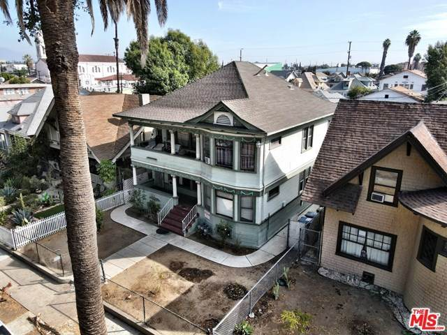 446 S St Louis Street, Los Angeles (City), CA 90033 (#20667086) :: Rogers Realty Group/Berkshire Hathaway HomeServices California Properties