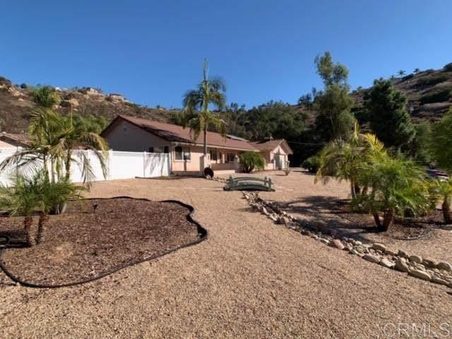11056 Sunset Trail, Santee, CA 92071 (#PTP2001850) :: Laughton Team | My Home Group