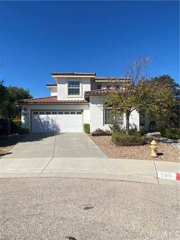 300 Dorsey Court, Paso Robles, CA 93446 (#NS20237731) :: The Laffins Real Estate Team