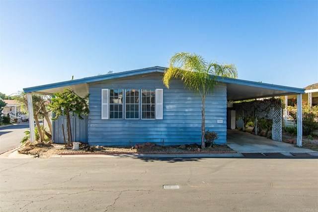 1401 El Norte Parkway #302, San Marcos, CA 92069 (#NDP2003216) :: Laughton Team | My Home Group