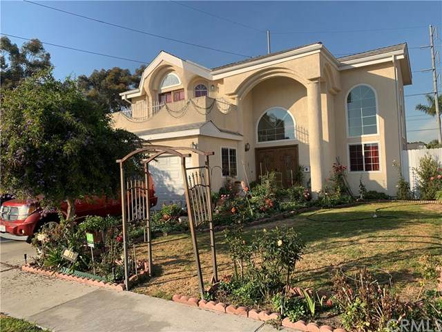 5031 W 122nd Street, Hawthorne, CA 90250 (#SB20250645) :: Rogers Realty Group/Berkshire Hathaway HomeServices California Properties