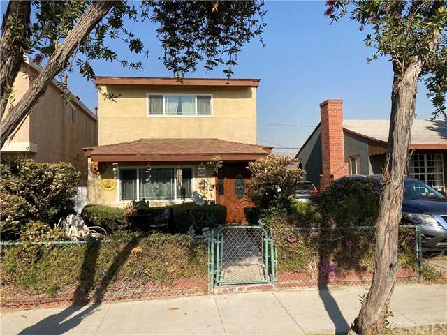 1331 W 32nd Street, Long Beach, CA 90810 (#RS20251310) :: Rogers Realty Group/Berkshire Hathaway HomeServices California Properties