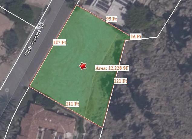 0 Club Terrace Drive Drive, Indian Wells, CA 92210 (#219054029DA) :: Compass