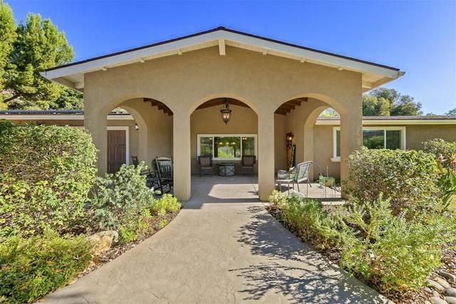11155 Oakcreek Dr, Lakeside, CA 92040 (#200053207) :: Steele Canyon Realty