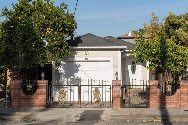 827 Stambaugh Street, Redwood City, CA 94063 (#ML81822203) :: The Laffins Real Estate Team