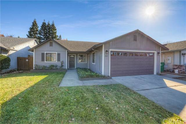 745 San Antonio Drive, Chico, CA 95973 (#SN20250779) :: Bathurst Coastal Properties
