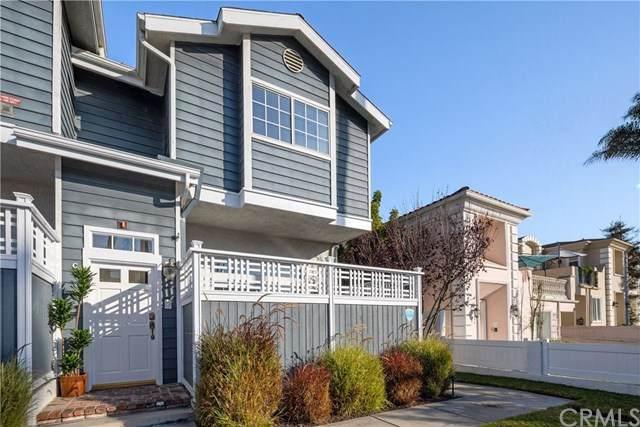 100 S Catalina Avenue C, Redondo Beach, CA 90277 (#SB20250556) :: Bathurst Coastal Properties