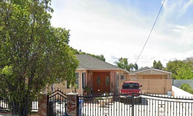 9171 Kewen Avenue, Sun Valley, CA 91352 (#SR20251467) :: RE/MAX Masters
