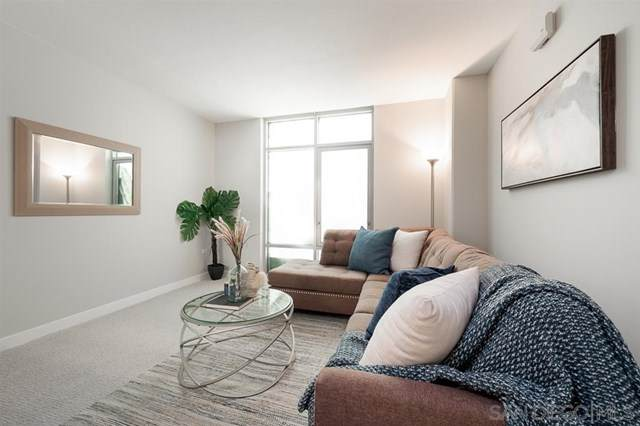 425 W Beech Street #710, San Diego, CA 92101 (#200053226) :: American Real Estate List & Sell
