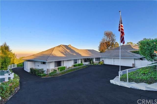 21 Chuckwagon Road, Rolling Hills, CA 90274 (#PV20250268) :: Millman Team