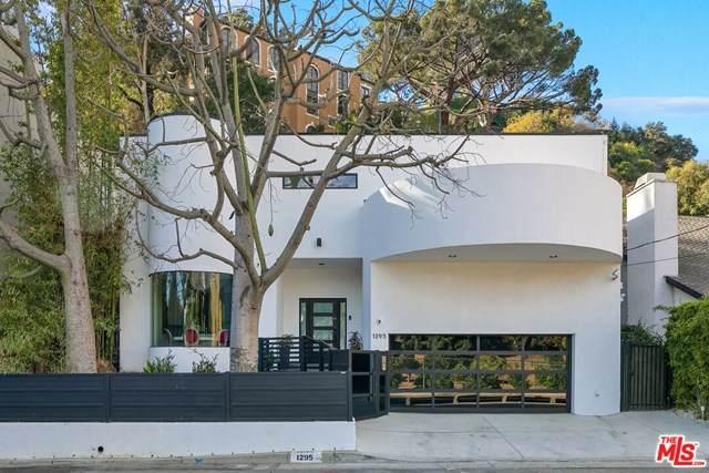 1295 N Beverly Drive, Beverly Hills, CA 90210 (#20667208) :: Crudo & Associates