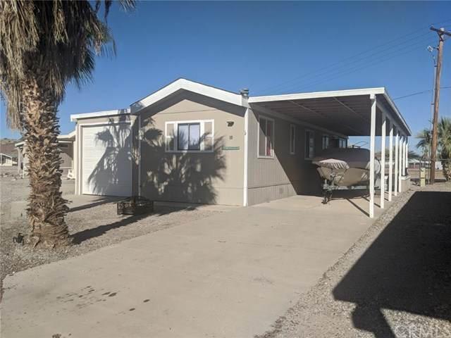 50761 Parker Dam Road #17, Big River, CA 92242 (#OC20251386) :: The Alvarado Brothers