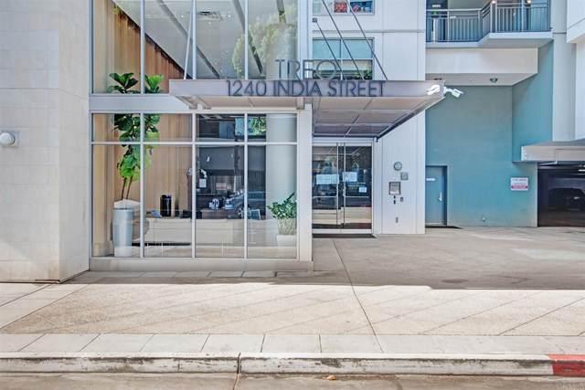 1240 India Street #112, San Diego, CA 92101 (#NDP2003240) :: American Real Estate List & Sell