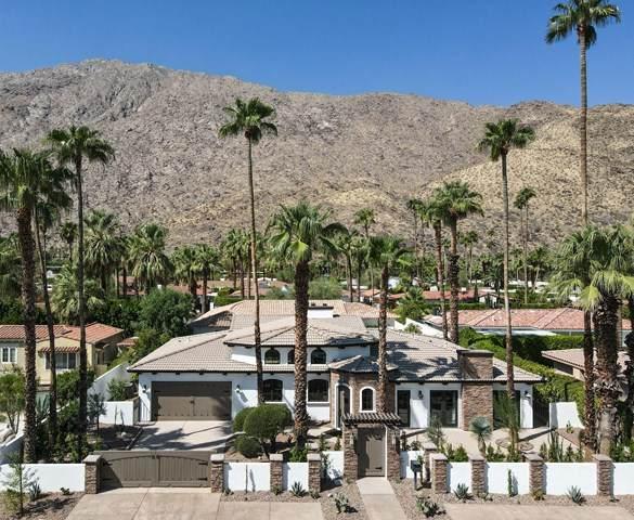 359 S Monte Vista Drive, Palm Springs, CA 92262 (#219054049PS) :: Zutila, Inc.