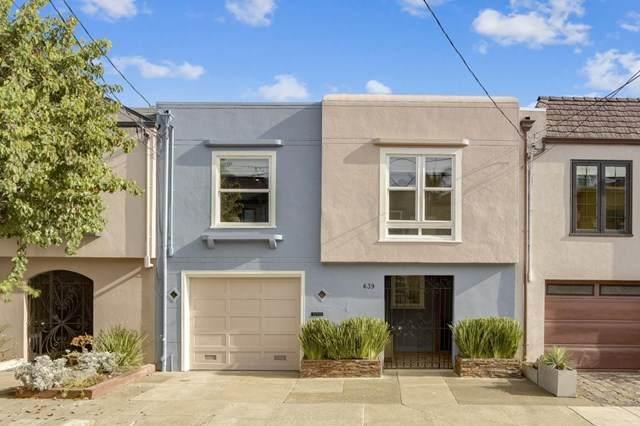 639 Ellsworth Street, San Francisco, CA 94110 (#ML81822040) :: RE/MAX Masters