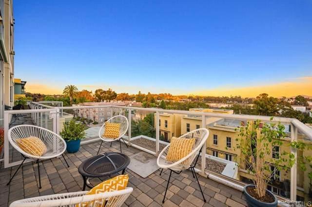 850 Beech Street #707, San Diego, CA 92101 (#NDP2003248) :: American Real Estate List & Sell