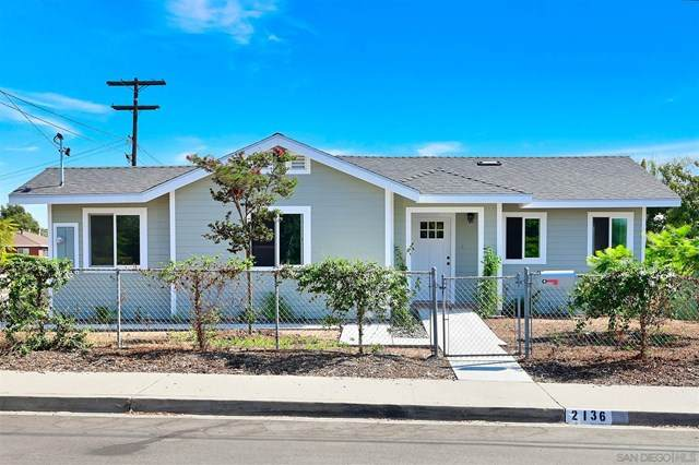 2136 22nd, National City, CA 91950 (#200053275) :: Crudo & Associates