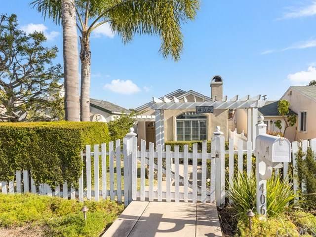 406 Standard Street, El Segundo, CA 90245 (#SB20250442) :: Bathurst Coastal Properties