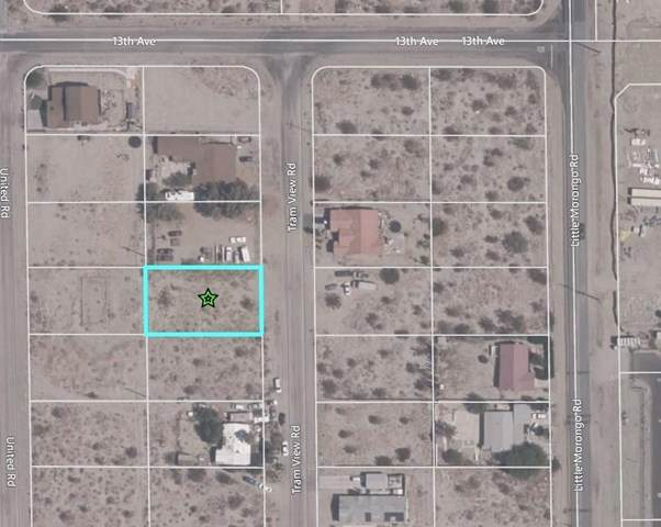 0 Tram View Road, Desert Hot Springs, CA 92240 (#219054068DA) :: Compass