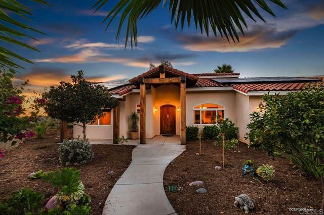 31216 Manzanita Crest Road, Valley Center, CA 92082 (#NDP2003257) :: Bathurst Coastal Properties