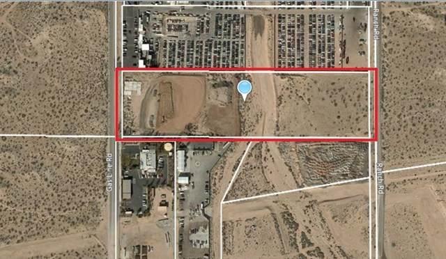 17145 Gasline Road, Victorville, CA 92394 (#530433) :: Bathurst Coastal Properties