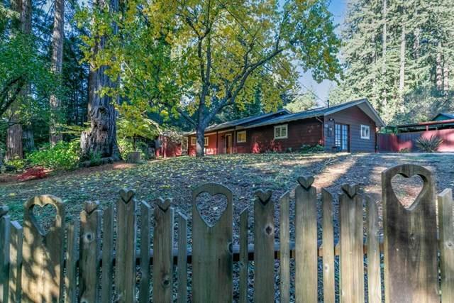 305 Country Estates Drive, Santa Cruz, CA 95060 (#ML81821513) :: Crudo & Associates