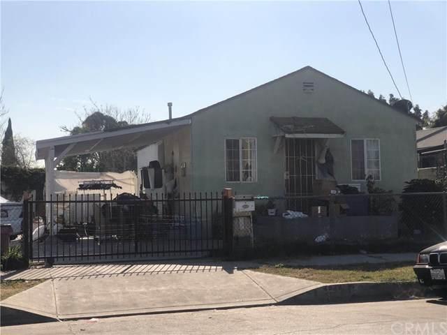 1644 E 109th Street, Los Angeles (City), CA 90059 (#DW20251913) :: Bathurst Coastal Properties