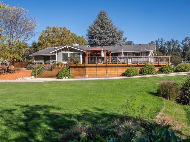 220 Peaceful Oaks Lane, Watsonville, CA 95076 (#ML81819079) :: Crudo & Associates