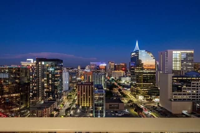 1388 Kettner Blvd. #2305, San Diego, CA 92101 (#200053320) :: American Real Estate List & Sell