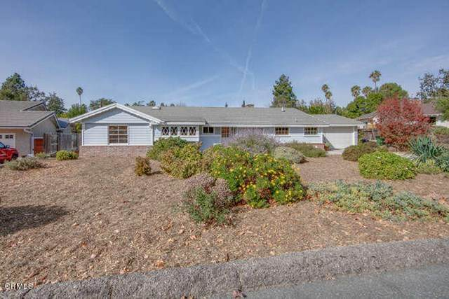 603 Pueblo Drive, Thousand Oaks, CA 91362 (#V1-2865) :: The DeBonis Team