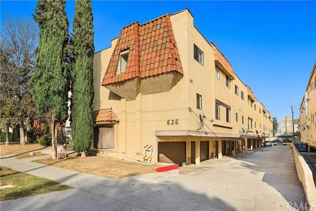 626 S 6th Street #1, Alhambra, CA 91801 (#AR20251881) :: American Real Estate List & Sell