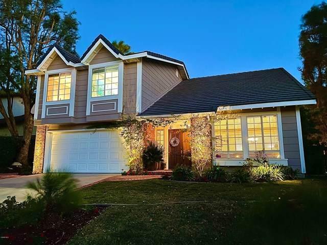 2930 Rikkard Drive, Thousand Oaks, CA 91362 (#220011225) :: RE/MAX Masters