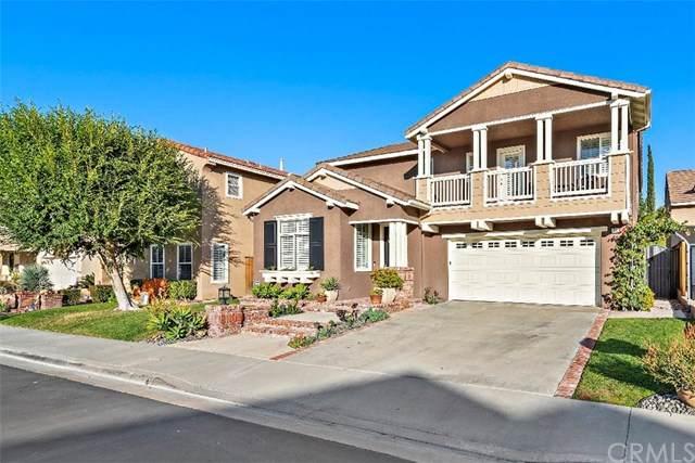 34 Grassy Knoll Lane, Rancho Santa Margarita, CA 92688 (#OC20245949) :: Blake Cory Home Selling Team