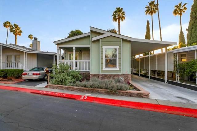510 Saddlebrook Drive #53, San Jose, CA 95136 (#ML81822368) :: The Najar Group