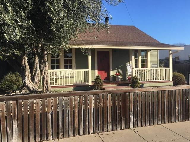 119 Katherine Avenue, Salinas, CA 93901 (#ML81821867) :: The Najar Group