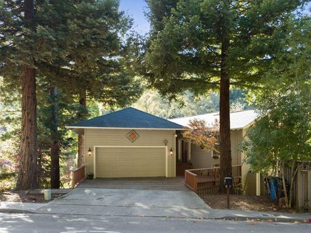 202 Carbonera Drive, Santa Cruz, CA 95060 (#ML81821736) :: The Najar Group