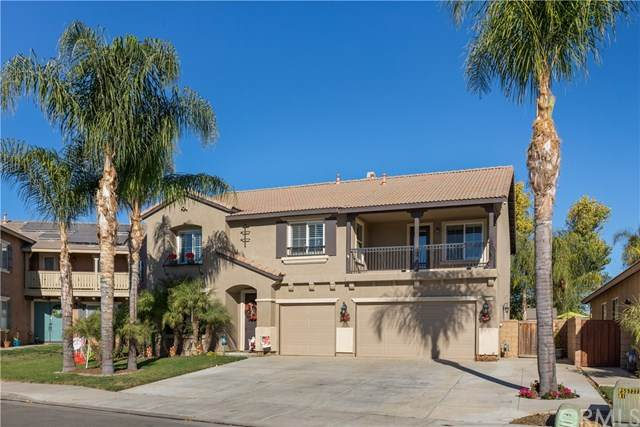 27544 Claymen Street, Menifee, CA 92584 (#SW20252226) :: Re/Max Top Producers