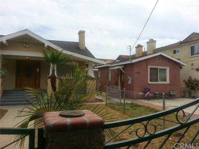 348 E Opp Street, Wilmington, CA 90744 (#PW20247193) :: Bob Kelly Team