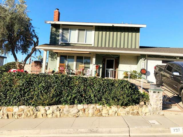 737 Skyline Road, Ventura, CA 93003 (#V1-2884) :: Compass