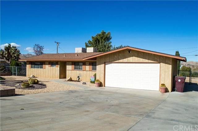 58132 Yucca Trail, Yucca Valley, CA 92284 (#SW20252635) :: RE/MAX Masters
